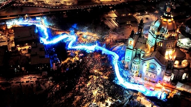 Redbull 'Crashed Ice 2014'