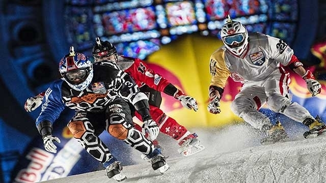 Redbull 'Crashed Ice 2015'
