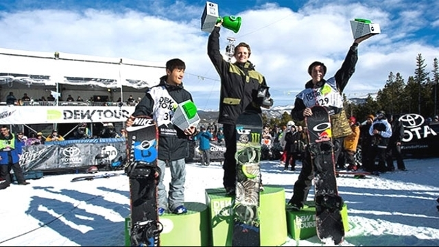 Dew Tour '2014 Awards'