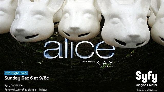 SyFy 'Alice'