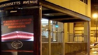 Cadillac Transit Stop