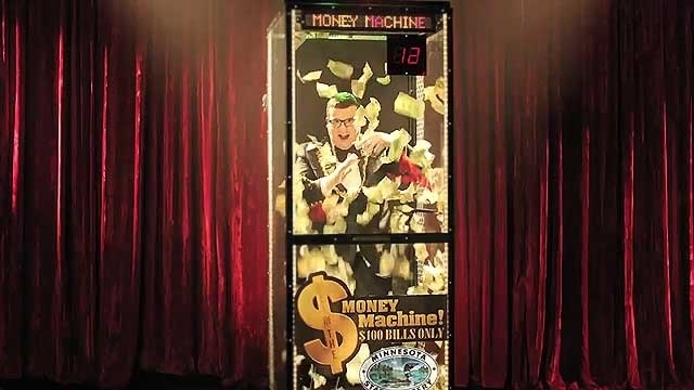 Mn Lotto 'Money Elevator'