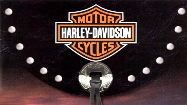 Harley Davidson Trilogy
