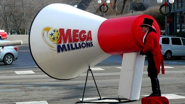 MN Lotto 'Megaphone'