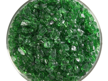 1 Lb Crystal Clear Transparent Coarse Frit 90 Coe