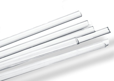4mm Pyrex Rod Hand-Pack (20 Pieces)