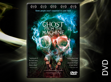 Ghost From The Machine - DVD